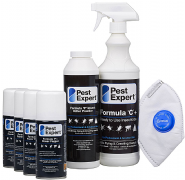 Pest Expert Cluster Fly Killer Kit (with Foggers)